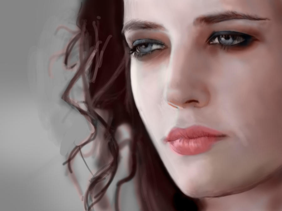 Eva Green in 'Kingdom of Heaven' by s3lwyn