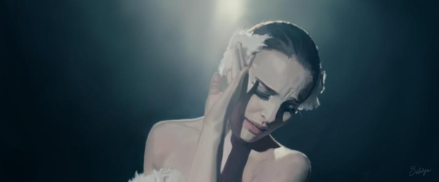 'Black Swan' by s3lwyn