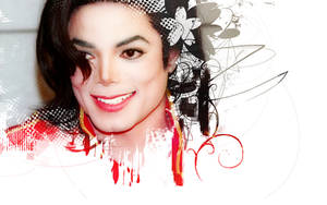Michael Jackson Wallpaper2 by Meggy-MJJ