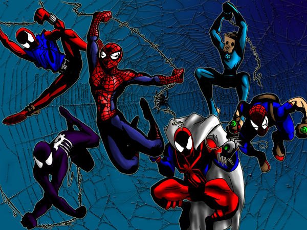 Spiderman Wall Paper by Mangaverse Spider Man Wallpaper