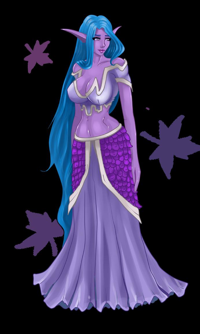 Druidess by Nixxia