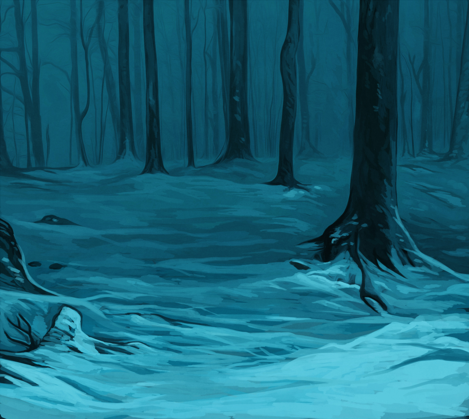 Forest by andrework