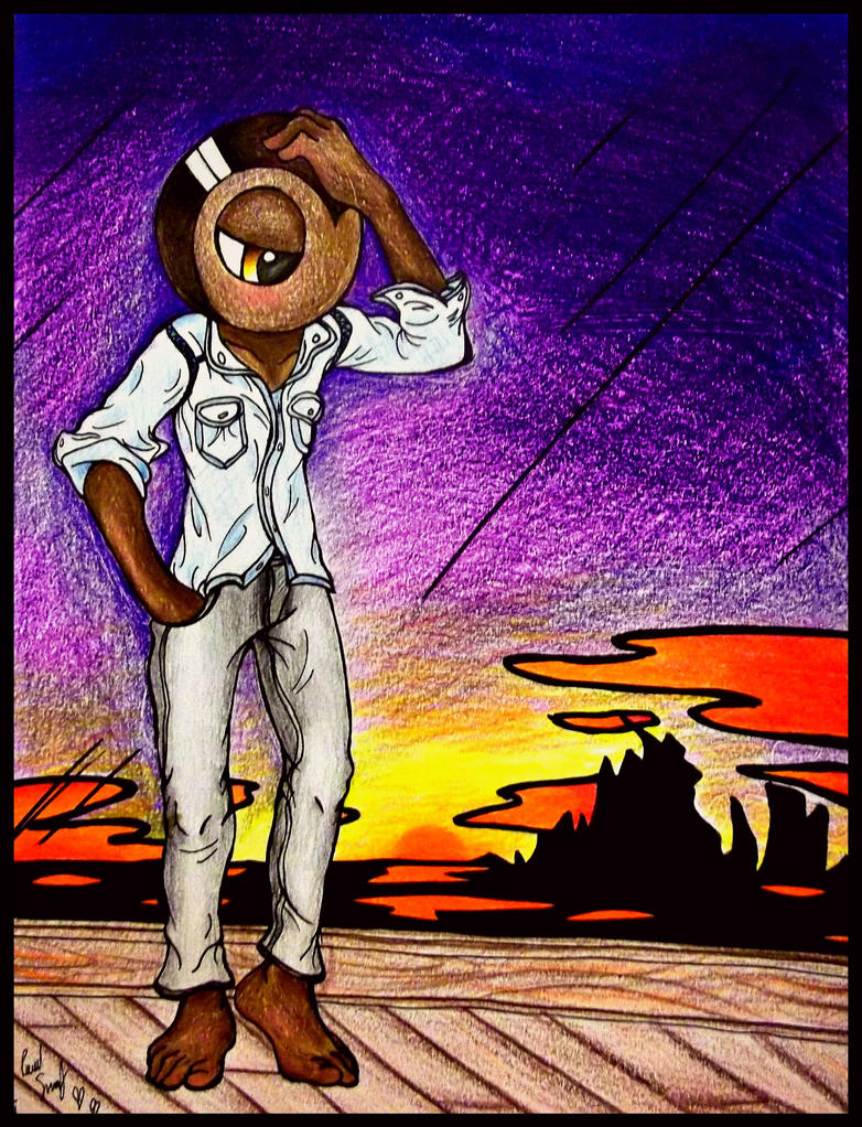Colored Man by Methuselah87