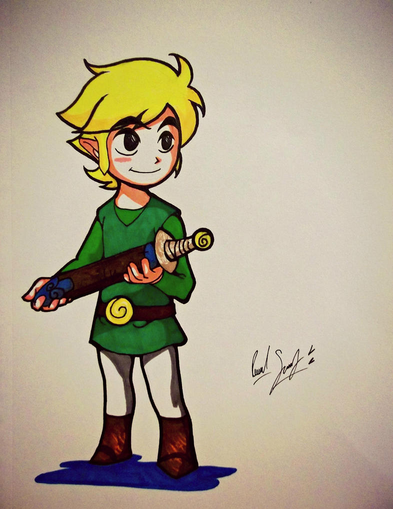 Link by Methuselah87