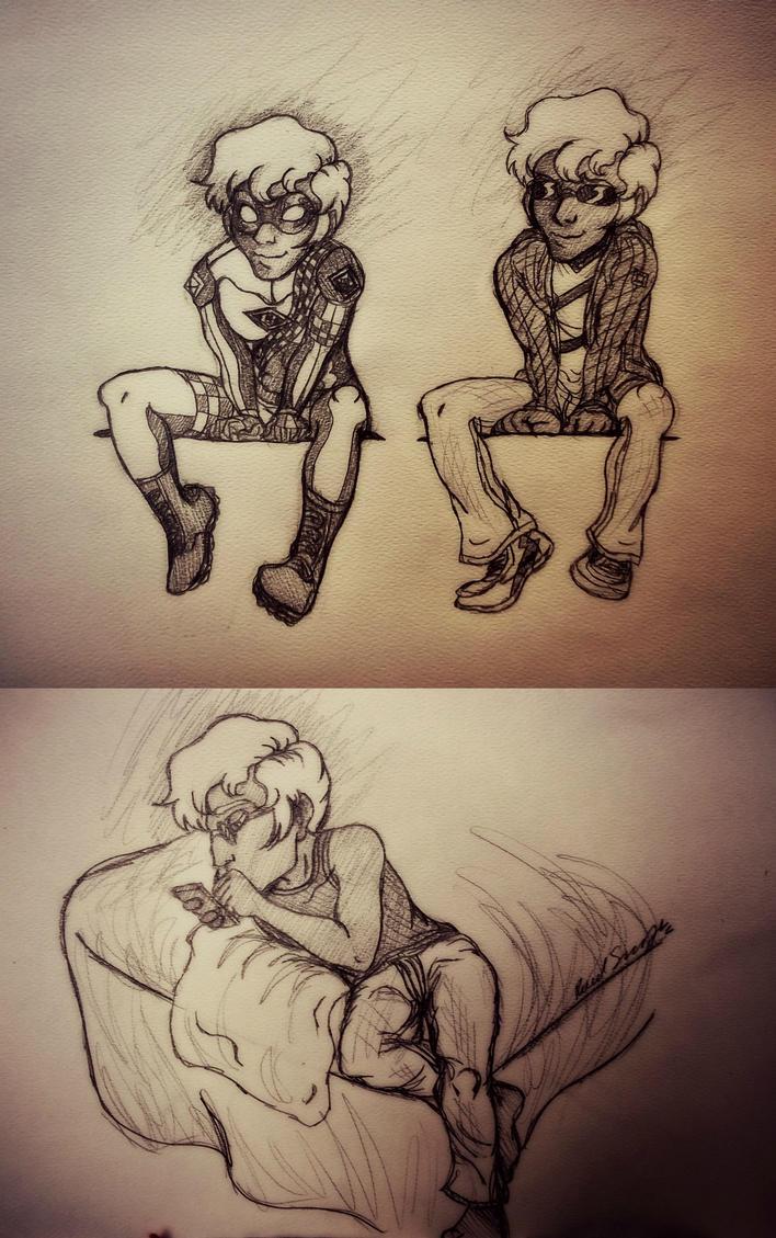 Sketches by Methuselah87