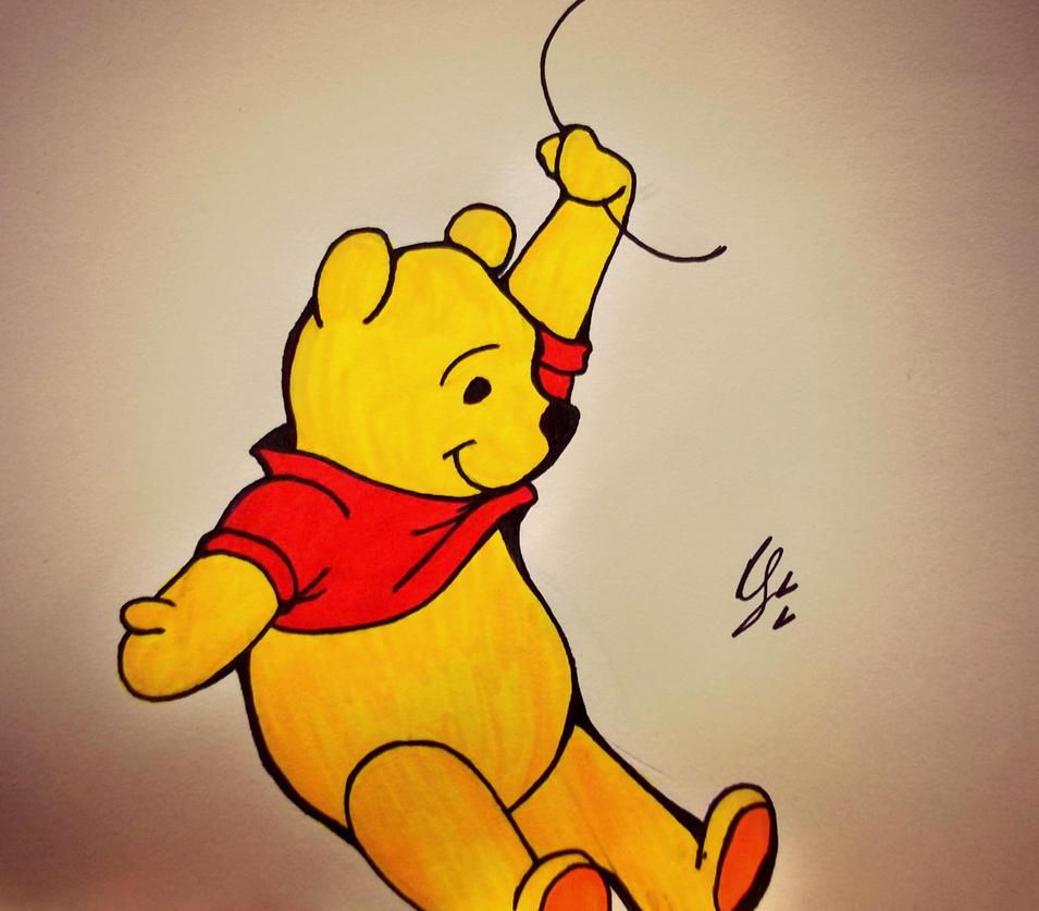 Winnie the Pooh by Methuselah87