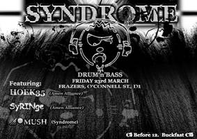Syndrome Flyer
