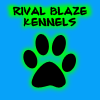 Rival Blaze Kennels Logo by TheChiefofTime