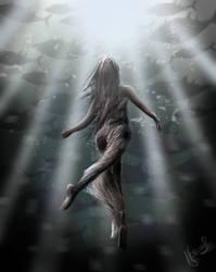 Sea Lady  by mascarum