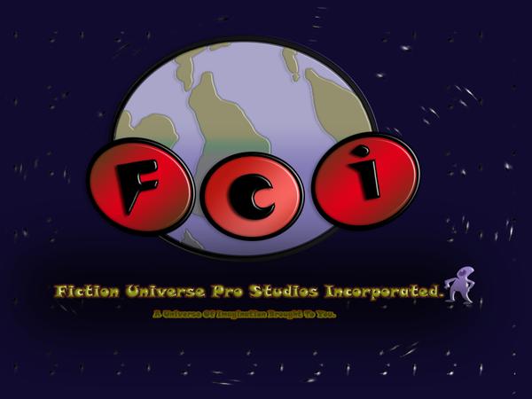 Fiction Universe Pro Logo. by twinkid