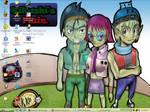 KKP Desktop by twinkid