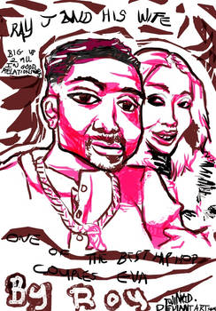 One Of the Best Couples In HipHop-Ray J n his Wife