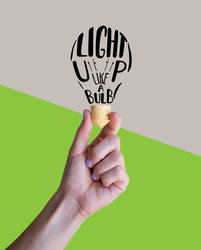 Light up like a bulb by Mischievous-Hyena