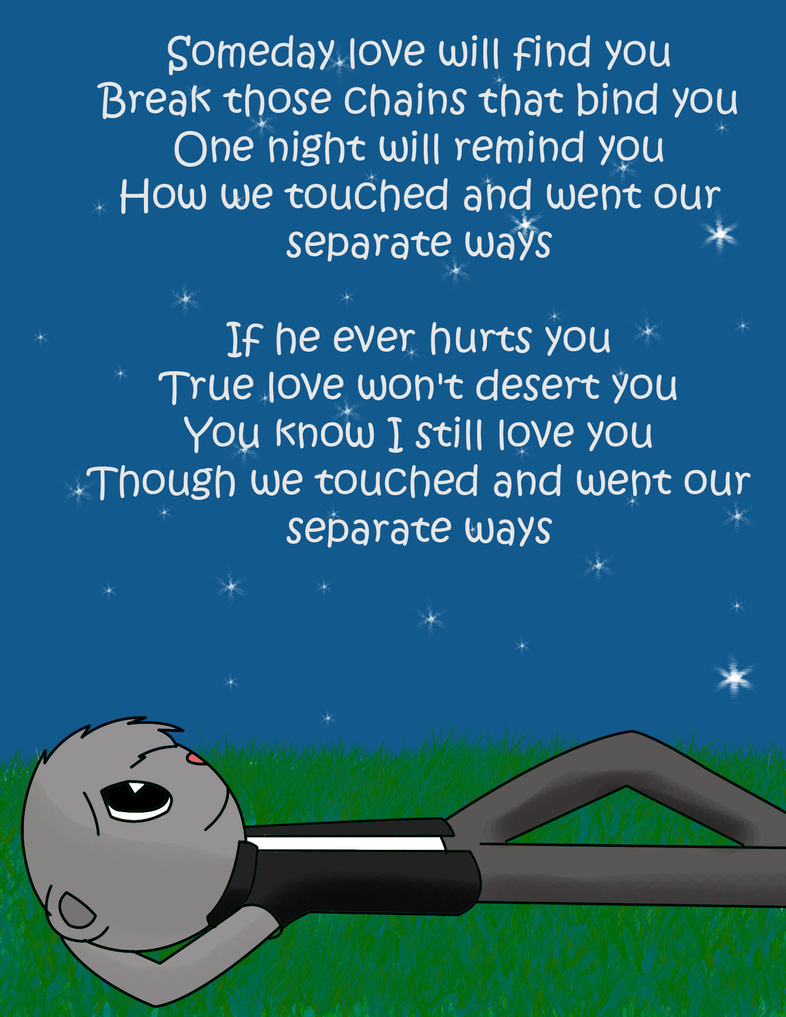 love will find you journey lyrics Journey - separate ways (worlds apart) lyrics separate ways (worlds apart) here we stand worlds apart to survive the tide love divides someday love will find you.