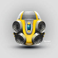 Lagann-Interface by Skybrix