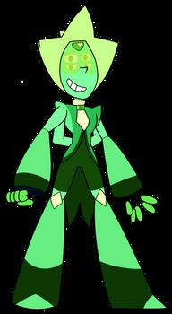 [SU] Idocrase(Peridot+Green Zircon)
