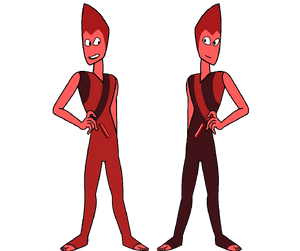 [SU] Rutile twins(Split)