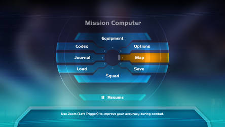 Mass Effect Pause
