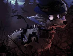 Ragtime Woods __ Commission - RedAutumnSky