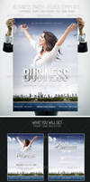 Business Party - Flyer Template