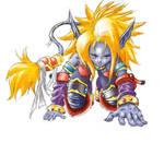 BOF2 Fanart- Katt shamanized
