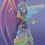 Collab- Nina shamanized