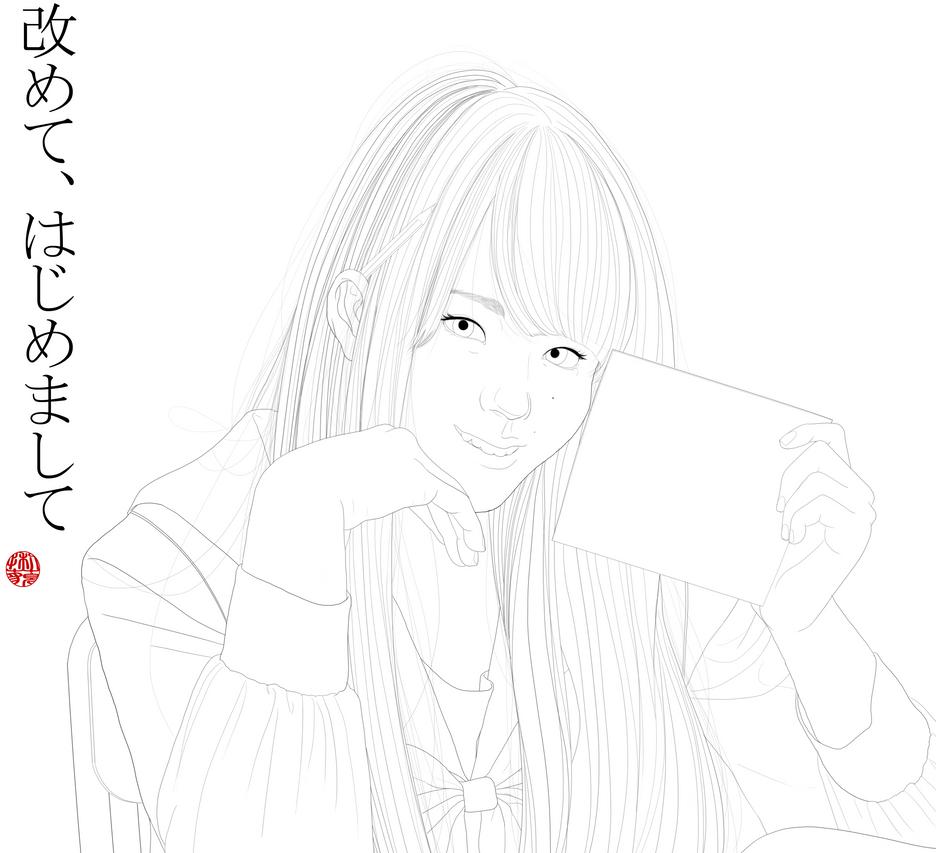 Yukina Fujisaki Back to school by Rijio