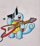 #007 - Squirtle (Guitar version)