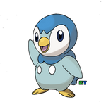 #393 - Piplup