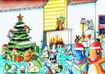 Pokemon Starter Christmas #2