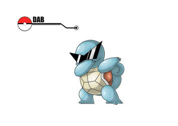 DAB - Squirtle by GTS257-CT
