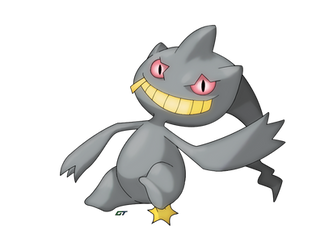 #354 - Banette (V.2) by GTS257-CT