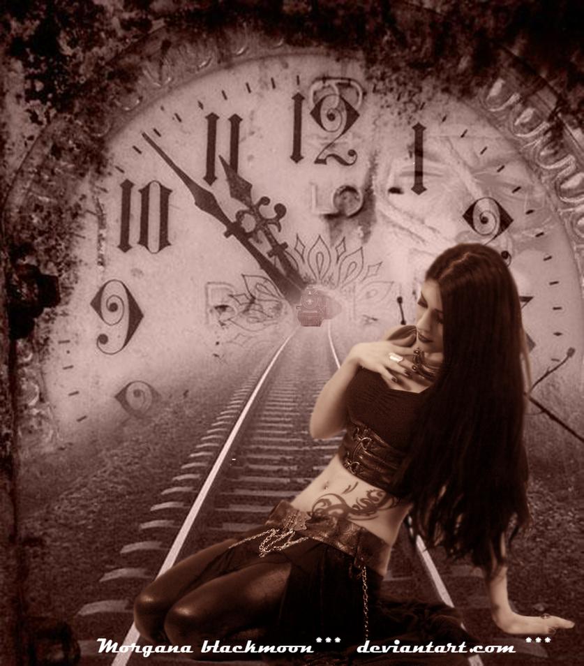 Il Treno.... by morganablackmoon