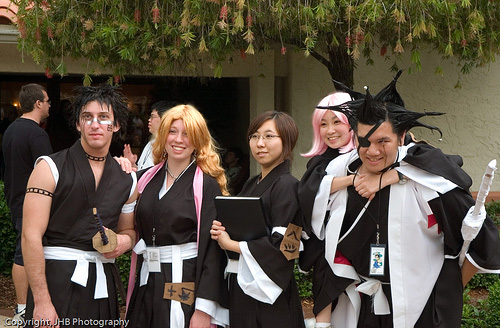 Bleach Vice Captains 1 By Gya Inc On DeviantArt