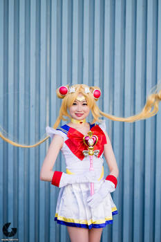 Sailor Moon - Spiral Heart