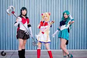 Sailor Moon - Sailor Senshi