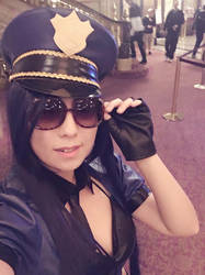 League of Legends - Officer