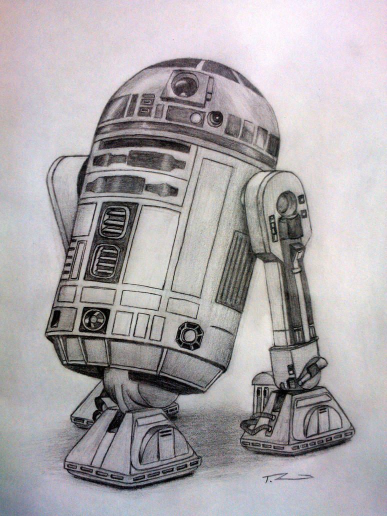 R2D2 by Giant-Iceberg