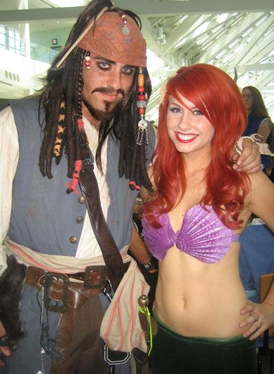 Disney Seafaring Cosplay by LeoCamacho