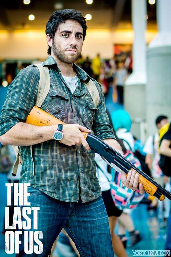 The Last of Us - Joel by LeoCamacho
