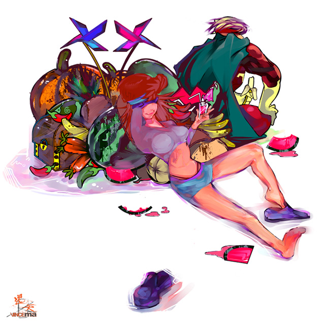 Harvest Bounty by vnigma