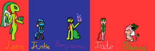 Banner of Children of Grovyle by GrovyleFangirl1997