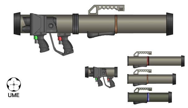 UME - Type 6 Multi-role Launcher