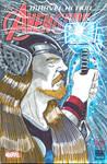 Thor God Of Thunder/ Marvel Action Avengers Cover