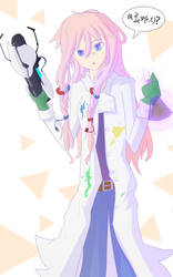 Mad Scientist IA