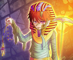 Pharaoh of Bandages Fukase