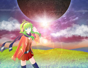 Heavenly Sunset Gumi