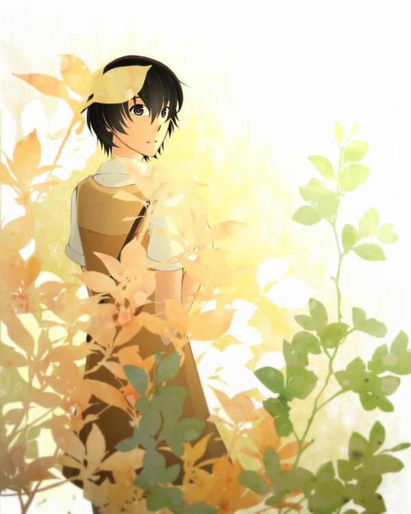 Light Yellow by ak-itsuki