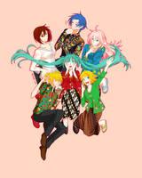 VOCADAY by ak-itsuki