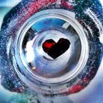 Sepia heart